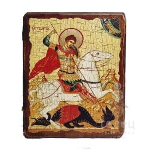 Икона Святому Георгию Победоносцу